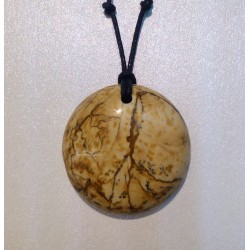 NECKLACE of jasper